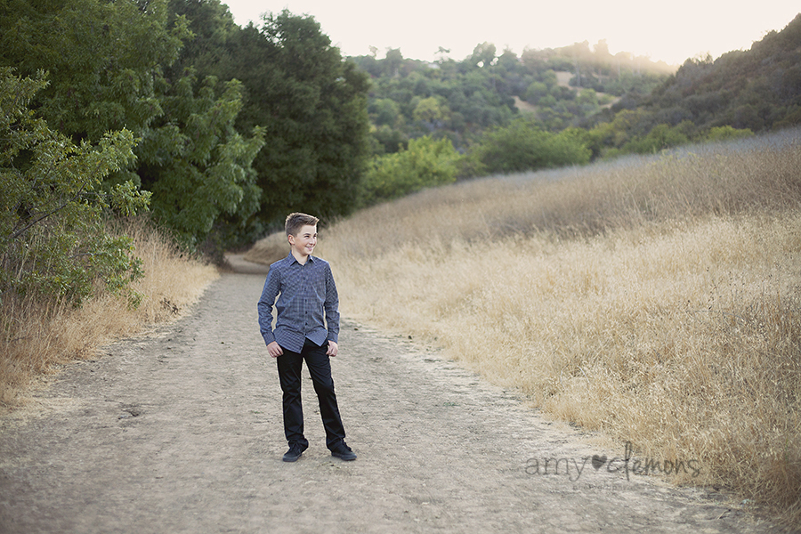 Orange County CA Family Photographer | Amy Clemons Photography | La Habra Heights, CA