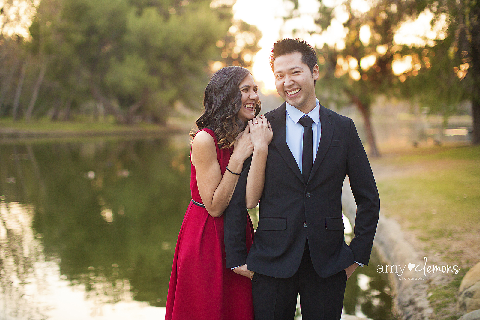How I Met Your Mother inspired Engagement Session | Amy Clemons Photography | Southern CA Photographer