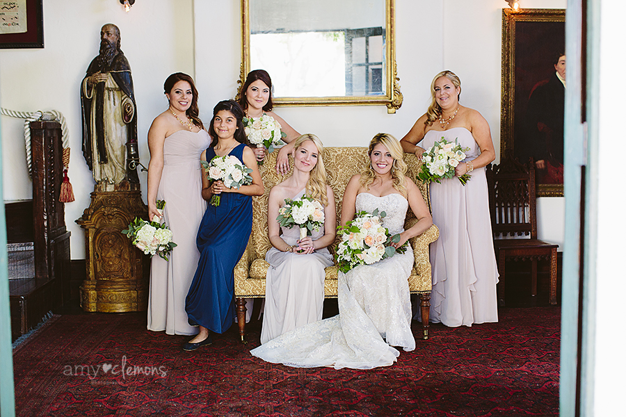 The Villa San Juan Capistrano | Amy Clemons Photography