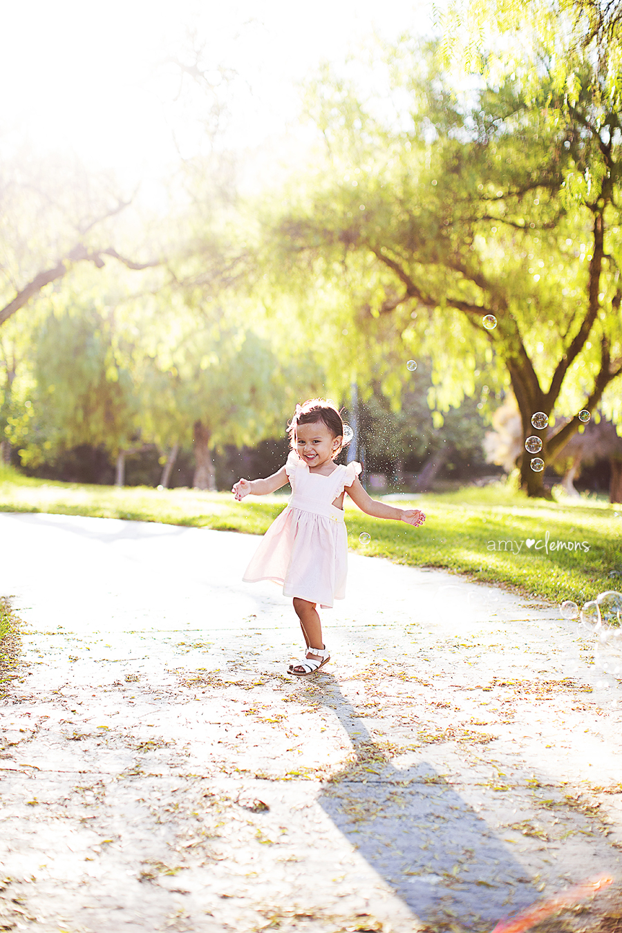 Schabarum Park Family Session